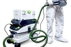 Festool Orbital Sander with Vacuum